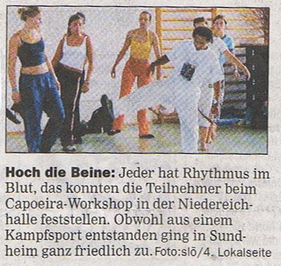 Kehler Zeitung 2003