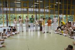 2015 - Sommer - Capoeira Kehl